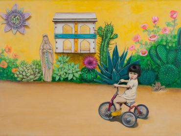 Yasuko Fujioka_ pintura